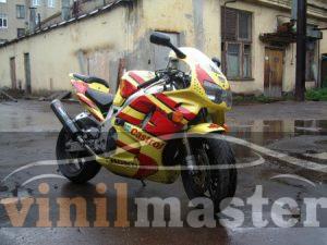 Оклейка мотоциклов 11
