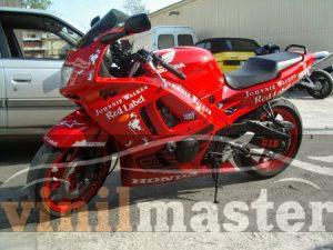 Оклейка мотоциклов 15