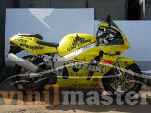 Оклейка мотоциклов 16