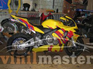 Оклейка мотоциклов 2