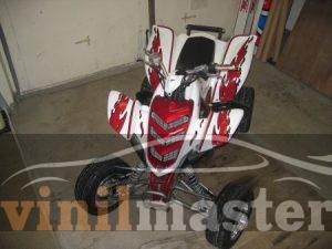 Оклейка мотоциклов 5