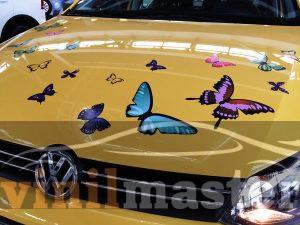 Volkswagen Polo SEDAN капот детальное изображение