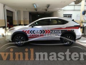 Брендирование Lexus NX