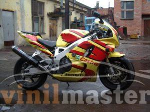 Оклейка мотоциклов 12