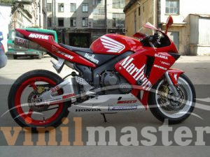 Оклейка мотоциклов 13