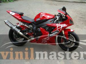 Оклейка мотоциклов