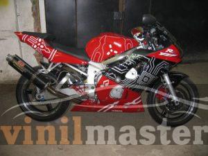Оклейка мотоциклов 1
