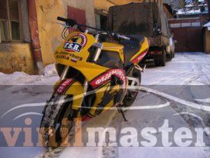 Оклейка мотоциклов 3