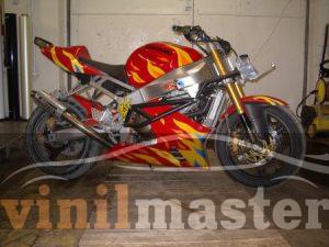 Оклейка мотоциклов 7