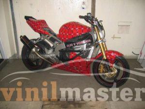 Оклейка мотоциклов 8